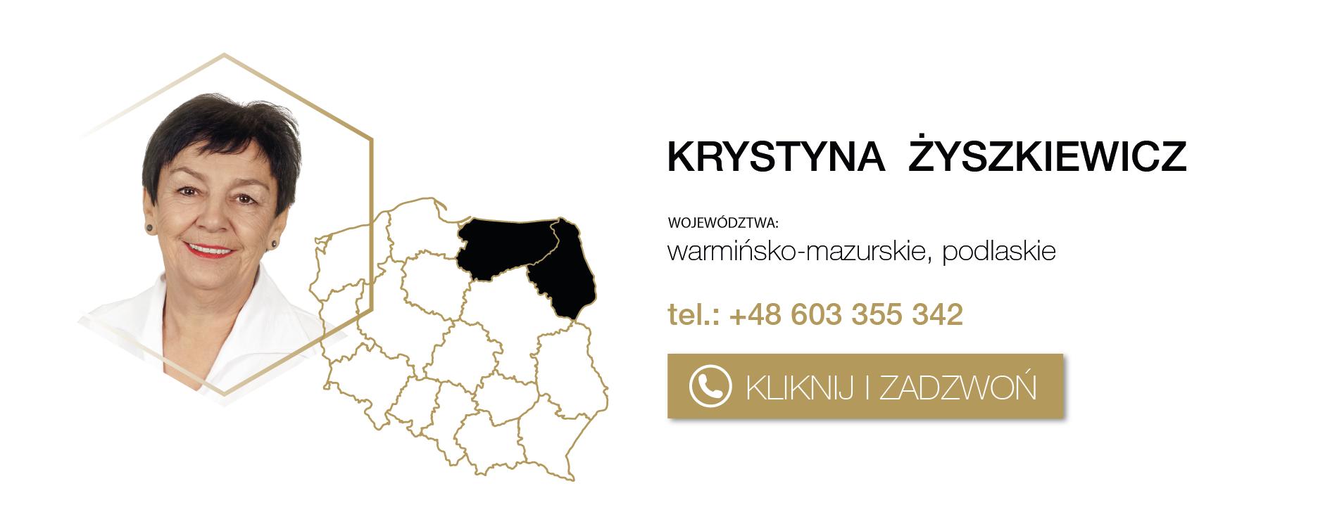 Krystyna Żyszkiewicz