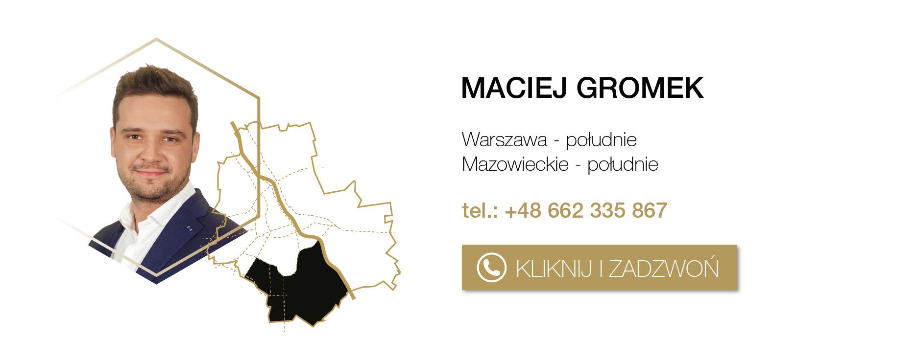 Maciej Gromek